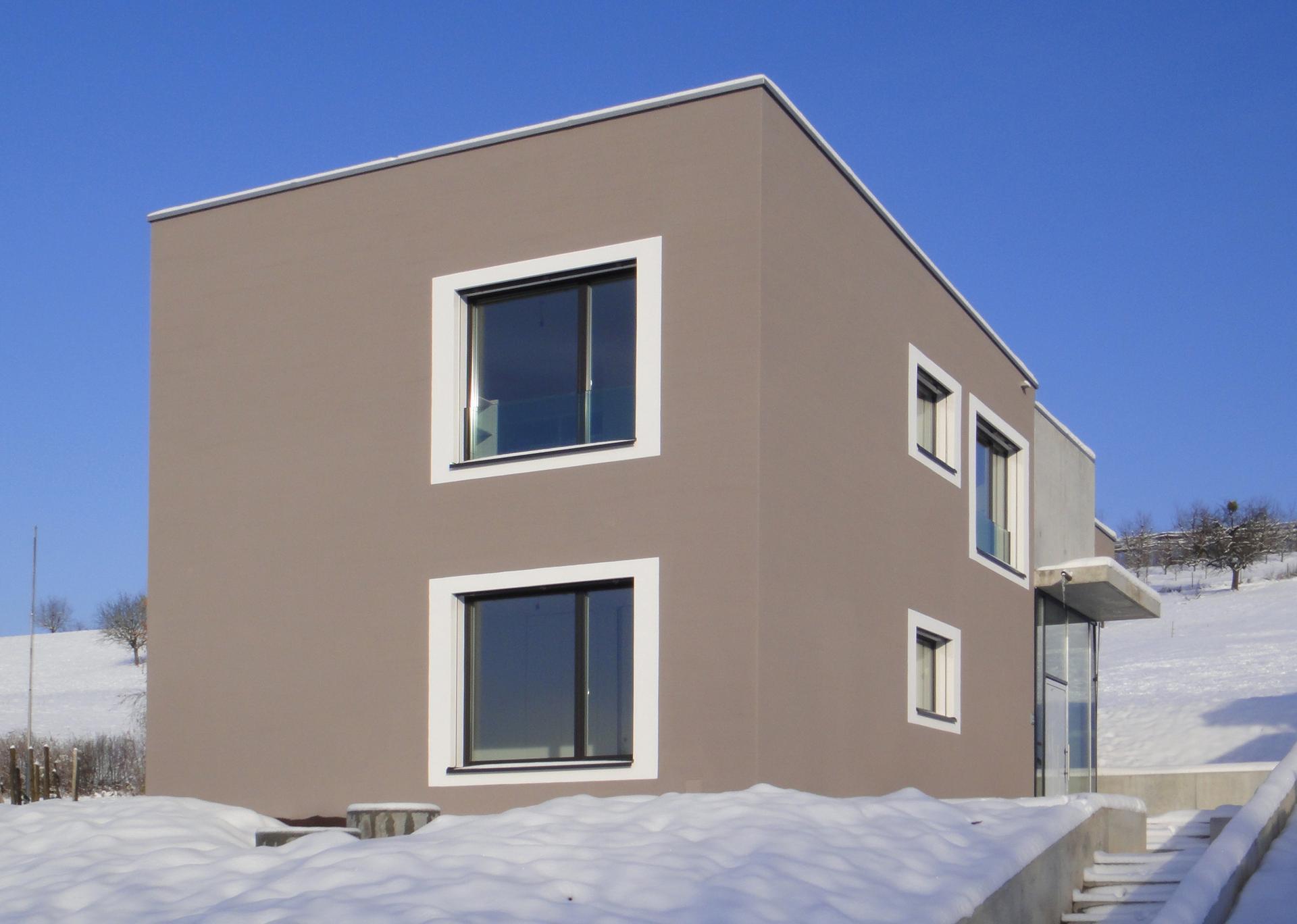 Efh r bmatt olsberg bfb architekten ag for Architekten schweiz